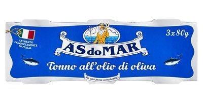 Miglior-Tonno-in-scatola---Asdomar---Tonno-all'Olio-di-Oliva---4-confezioni-da-3-scatolette-da-80-g-[12-scatolette,-960-g]