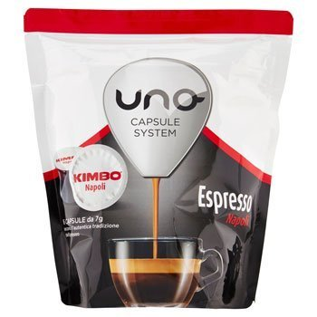 Capsule Uno Espresso Napoli (96 capsule)