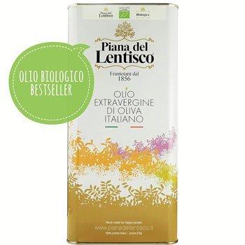 Olio Extravergine di Oliva - Piana del Lentisco