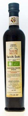 Olio extravergine di oliva - Masoni Becciu Ispiritu Sardu