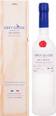 Vodka- Grey Goose Ducasse in Scatola di Legno