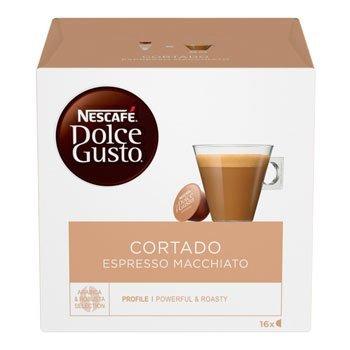 Capsule Caffè - Nescafé Dolce gusto Cortado Espresso Macchiato
