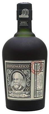 Migliore Rum - Diplomatico Rhum, Reserva Exclusiva, 0.70 lt