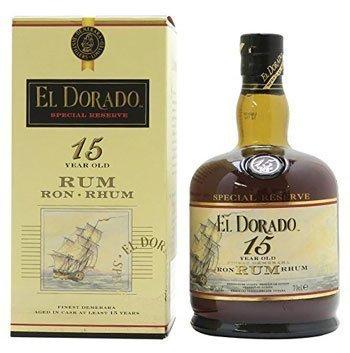 Migliore Rum - El Dorado 15 A. Rum