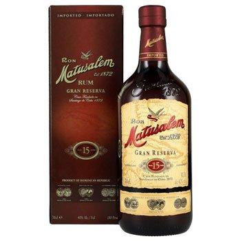 Migliore Rum - Matusalem Rum Gran Riserva 15 Anni Ml700