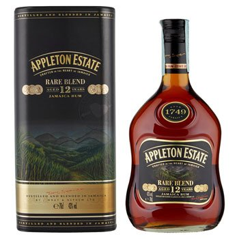 Migliore Rum - Rum Appleton Estate 12 Y - 700 ml