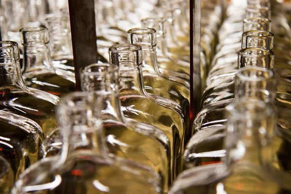 Migliore Rum - le bottiglie