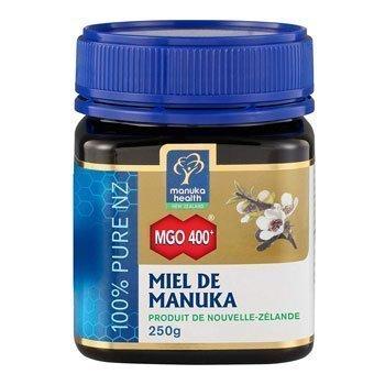 Miele di Manxuka - Manuka Health - MGO 400+ Manuka Honey - 250g