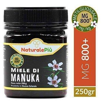 Miele di Manuka - Miele di Manuka 800+ MGO 250 gr