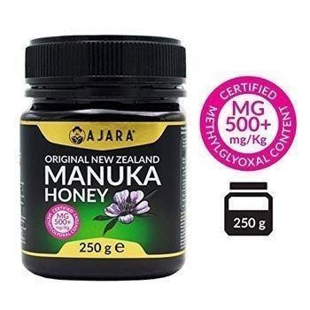 Miele di Manuka - Miele di Manuka MG 500+ -Grezzo, Puro e Naturale al 100%