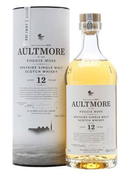 Miglior Whisky - Aultmore Scotch Whisky 12 Anni Single Malt - 70 cl