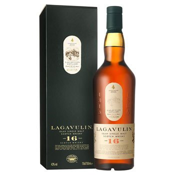 Miglior Whisky - Lagavulin 16 Anni Single Malt Whisky - 70 cl