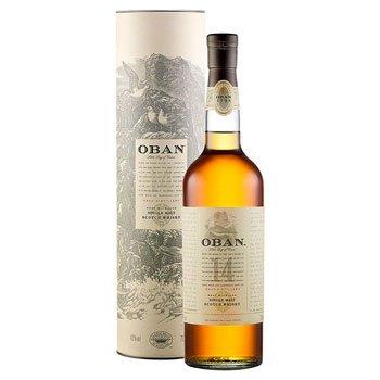 Miglior Whisky - Oban 14 Anni Single Malt stucciato cl.70