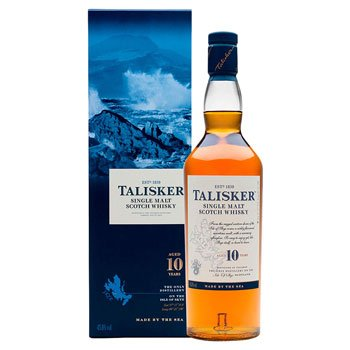 Miglior Whisky - Talisker 10 A. Whisky, Cl 70 Ast.