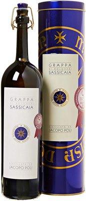 Migliore Grappa - Poli Sassicaia Grappa, Cl 50