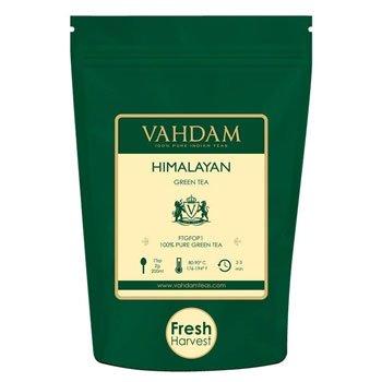 Migliore Tè Verde - Foglie Di Tè Verde Da Himalayan, 255g (120+ tazze)