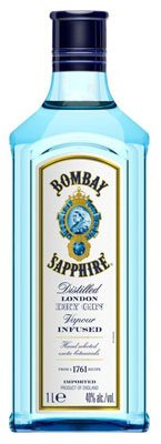Miglior Gin - Bombay Sapphire London Dry Gin
