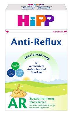 Latte artificiale migliore - Hipp AR Bio Combiotik latte artificiale anti- reflusso, dalla nascita, 500g
