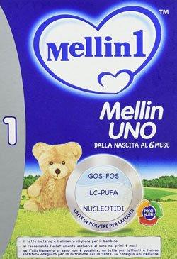 Latte artificiale migliore - Mellin 1 Latte polvere 700 g