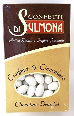 Migliori confetti - Confetti di Sulmona Ciocomandorla Bianco Doppio Cioccolato