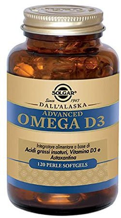 Omega 3 Migliore - Solgar Advanced OMEGA 3