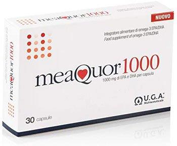 Omega 3 migliore - MEAQUOR® 1000