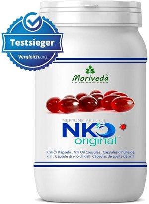 Omega 3 migliore - NKO olio di krill capsules