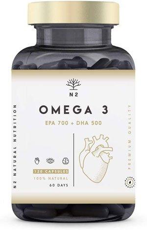 Omega 3 migliore - Omega 3 Fish Oil 2000m
