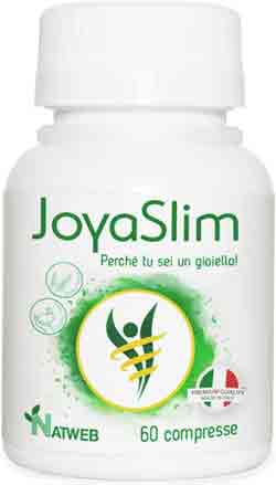 Miglior brucia grassi - JOYASLIM 2X1