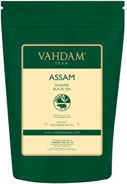 Tè nero - Foglie di tè nero Assam (200+ tazze)