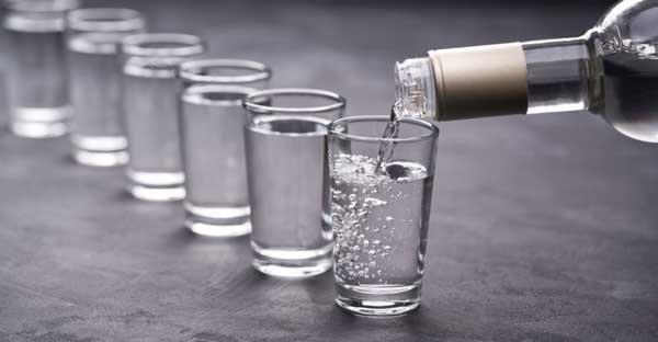 Vodka pura