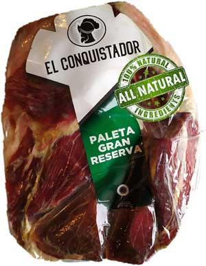 Prosciutto crudo migliore - Jamon Serrano Reserva (Spalla) - Paleta Serrana Deshuesada