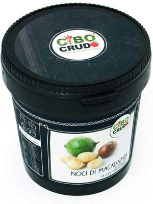 Noci migliori - Cibocrudo Noci di Macadamia Giganti Sgusciate Crude