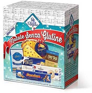 Migliori cesti natalizi - Confezione regalo natalizia Natale Senza Glutine