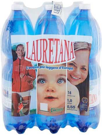 Migliore acqua - Lauretana_1,5L