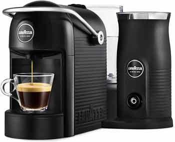 Migliori macchine per caffè - Lavazza A Modo Mio Jolie&Milk Black