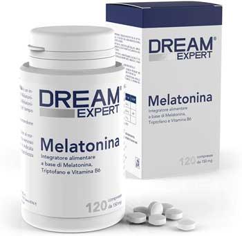 Miglior melatonina - Dulàc - Melatonina - 120 cpr