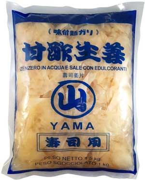 Zenzero migliore - Yama in salamoia