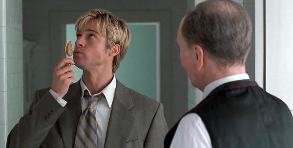 Miglior burro di arachidi Brad Pitt